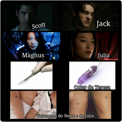 Fanfic / Fanfiction 2 Temporada A Banshee Perfeita A caçada continua - Capítulo 63 - Vou acha a cura para o amor de sua vida Julia