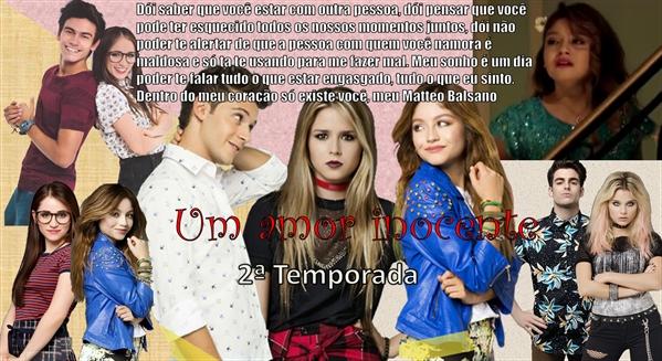 Fanfic / Fanfiction Um amor inocente- 2 temporada - Capítulo 13 - Meu único e verdadeiro amor