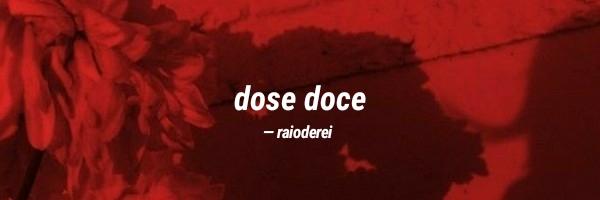 Fanfic / Fanfiction Underground e minha rebeldia desolada: dose desvairada - Capítulo 1 - Dose doce
