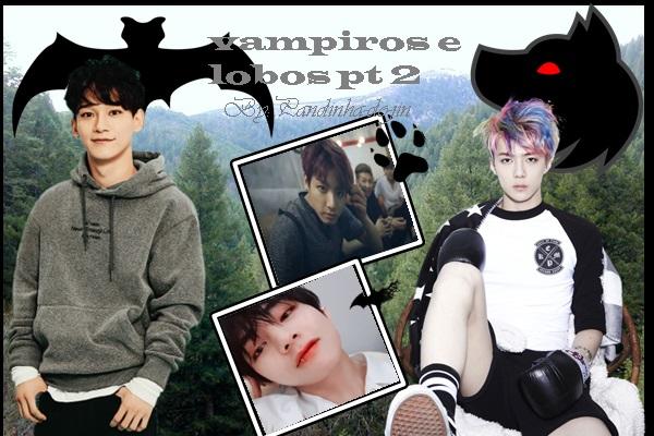 Fanfic / Fanfiction Vampiros e lobos Pt2 - Capítulo 1 - Avizinho