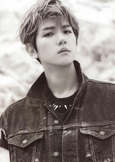 """Fanfic / Fanfiction """"Vou te ensinar a me amar""""- (Baekhyun - EXO) - Capítulo 3 - Podemos conversar?"""