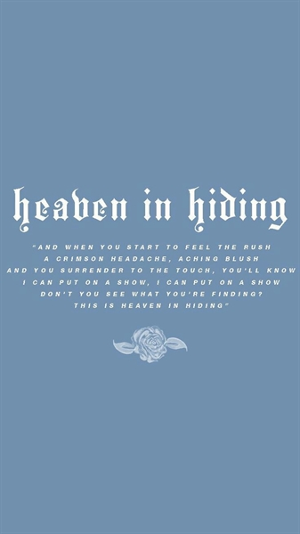 Fanfic / Fanfiction Watch (malec) - Capítulo 12 - ( heaven in hiding )