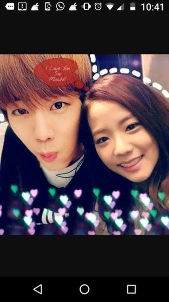 Fanfic / Fanfiction Whatszapp-jinsoo - Capítulo 7 - Um novo casal?