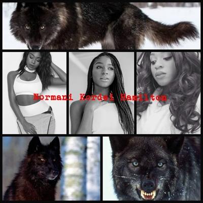 Fanfic / Fanfiction Wolves (Caminah) - Capítulo 5 - Normani Kordei Hamilton