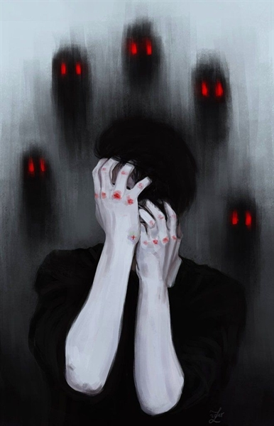 Fanfic / Fanfiction You can be my angel ? - long fanfic Jungkook - Capítulo 5 - Meus demônios