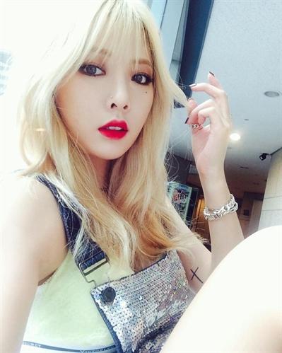 Fanfic / Fanfiction Imagine Girl Groups - Capítulo 11 - Hyuna