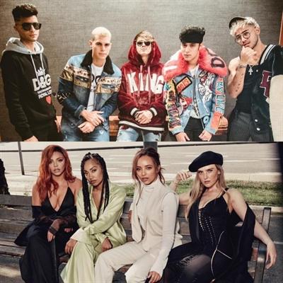 Fanfic / Fanfiction Little Mix and CNCO: Brasil - Capítulo 1 - O Recomeço