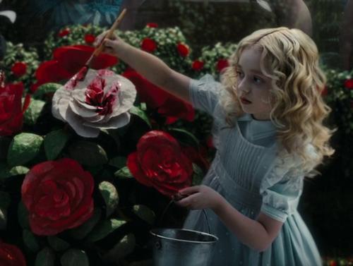 Fanfic / Fanfiction Alice - Capítulo 1 - País das maravilhas...