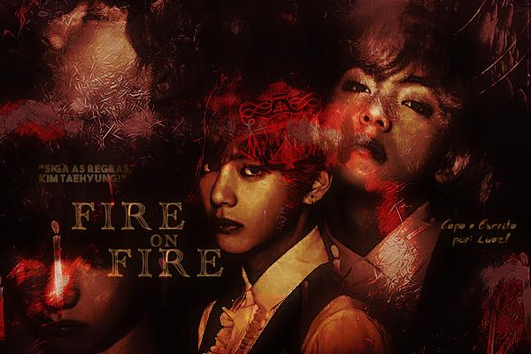 Fanfic / Fanfiction Fire on Fire - Kim Taehyung - Capítulo 1 - Dorminhoco e Maçã