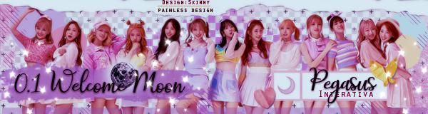 Fanfic / Fanfiction PEGASUS - interativa kpop - Capítulo 2 - 0.1 Welcome Moon