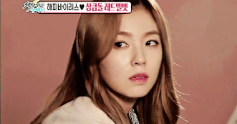 Fanfic / Fanfiction Reações de k-pop (Imagine Girl Grupo) - Capítulo 3 - Irene-Red Velvet