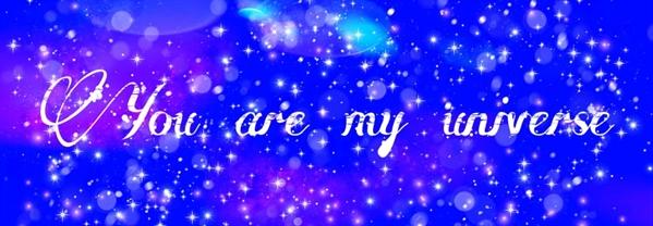 Fanfic / Fanfiction You are my universe - Capítulo 2 - Será amor?