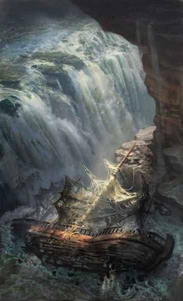 Fanfic / Fanfiction A Battle Tale - Interativa - Capítulo 25 - Coma, Nade, Corra!