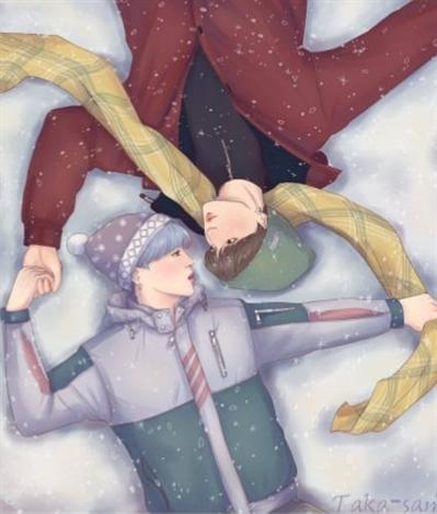 Fanfic / Fanfiction .ESCAPE. (Jikook, ABO) - Capítulo 26 - Além da neve