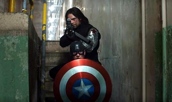 Fanfic / Fanfiction Imagines Marvel - Capítulo 9 - Bucky Barnes parte 2