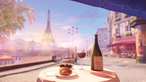 Fanfic / Fanfiction JoJo's Bizarre Adventure: Last Wish - Capítulo 1 - JoJo Parisiense