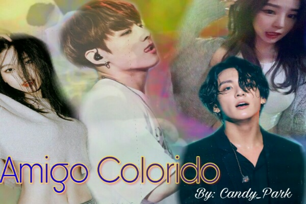 Fanfic / Fanfiction Amigo Colorido - Imagine Jungkook - Capítulo 1 - The colors of desire