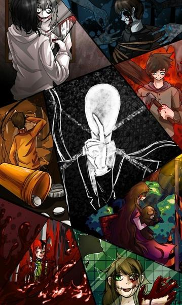 Fanfic / Fanfiction Ask Creepypasta - Capítulo 3 - Ciúmes