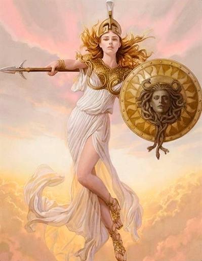 Fanfic / Fanfiction Athena - Capítulo 1 - O retorno da deusa