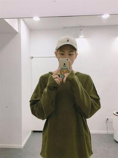 Fanfic / Fanfiction Instagram (Kim Namjoon) - Capítulo 2 - Post MoonChild
