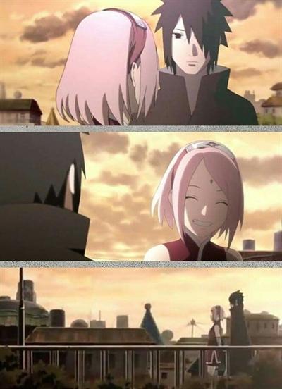 Fanfic / Fanfiction Ironia do Destino (Kakashi e Sakura) - Capítulo 47 - O reencontro