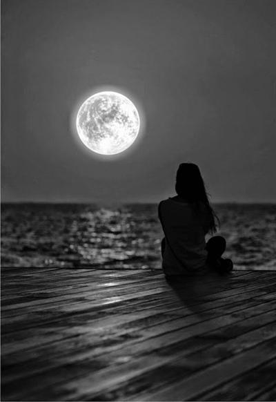 Fanfic / Fanfiction Moon - Capítulo 4 - Cheia