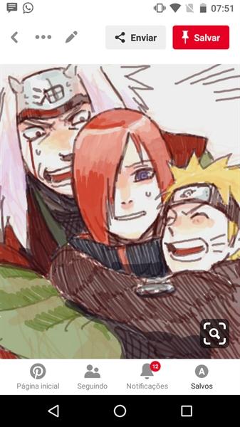 Fanfic / Fanfiction Nagato e Naruto - Capítulo 2 - A prova mas difícil da aldeia da fonha
