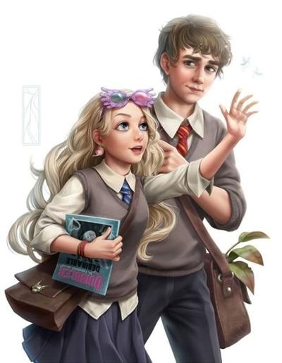 Fanfic / Fanfiction Neville Snape? - Capítulo 11 - I'm crazy about her!
