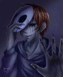 Fanfic / Fanfiction Portal Creepypasta - Capítulo 36 - Eyeless Jack - Relato
