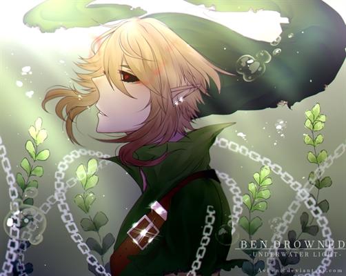 Fanfic / Fanfiction Portal Creepypasta - Capítulo 37 - Ben Drowned - Relato;Origem