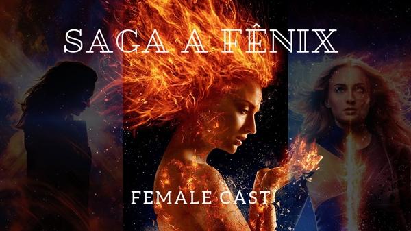 Fanfic / Fanfiction Saga A Fênix - Harry Potter - Capítulo 2 - Female Cast - Saga A Fênix