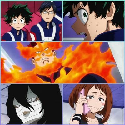 Fanfic / Fanfiction Toshinori Hana - Capítulo 26 - Diversão nas semi-finais