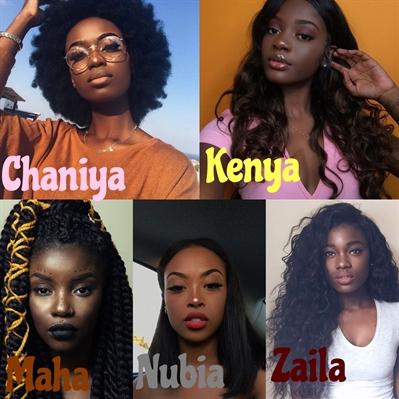 Fanfic / Fanfiction 22 PIE: The New Worldest New K-POP Group - Capítulo 4 - Apresentação da African Unit