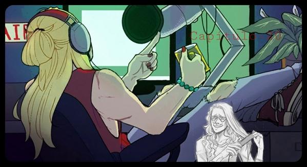 Fanfic / Fanfiction A Voz do amor - Yamada x Aizawa - Capítulo 20 - Capitulo - 20