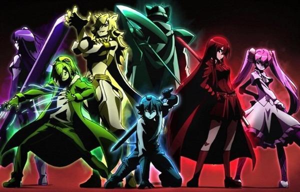 Fanfic / Fanfiction Animes Recomendações - Capítulo 10 - Akame ga Kill