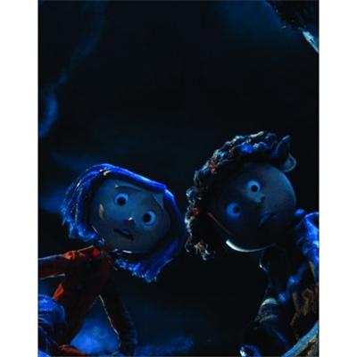 Fanfic / Fanfiction Coraline e o poço secreto - Capítulo 8 - Coraline e o poço secreto - EP 8