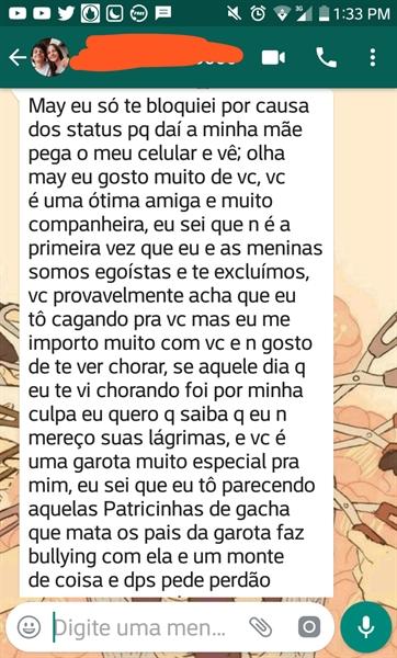 Fanfic / Fanfiction Diário inútil.; - Capítulo 44 - 9 de novembro 2019