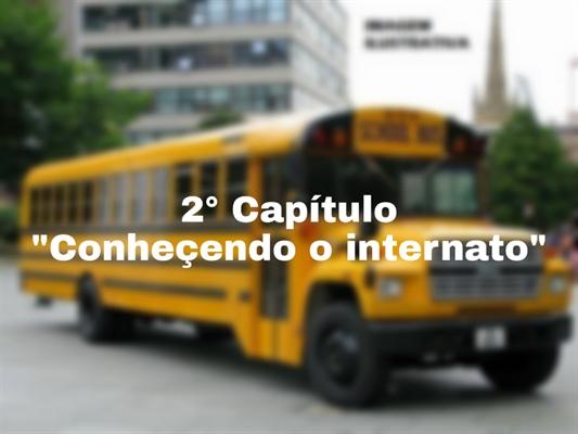 Fanfic / Fanfiction O Internato (temporada 1) - Capítulo 2 - Conhecendo O Internato