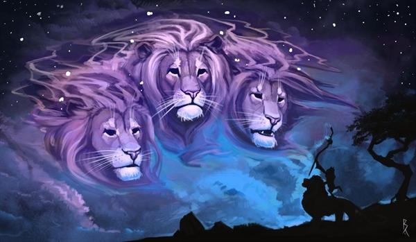 Fanfic / Fanfiction O Rei Leão - um novo Futuro - Capítulo 5 - Os Reis do Passado vivem entre Nós...