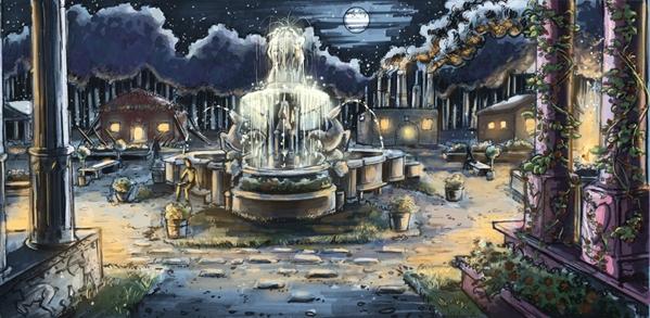 Fanfic / Fanfiction Que a caça comece - Capítulo 15 - A batalha contra o filho de Poseidon parte 1