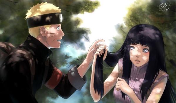 Fanfic / Fanfiction Weakness - NaruHina - Capítulo 5 - Five - byakugan .