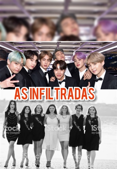 Fanfic / Fanfiction As infiltradas- BTS - Capítulo 7 - Chapter Three