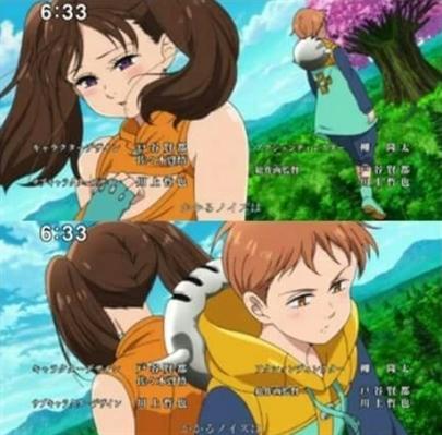 Fanfic / Fanfiction Chiquinha ou Diane?! Nanatsu High School... - Capítulo 5 - Chiquinha ou Diane? Mãe Matrona...