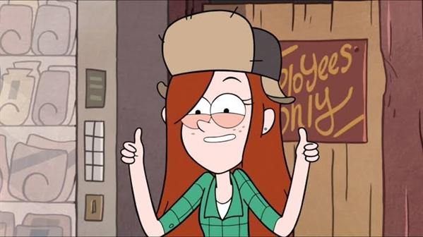 Fanfic / Fanfiction Gravity Falls - 3 temporada - Capítulo 5 - Wendy e Bill