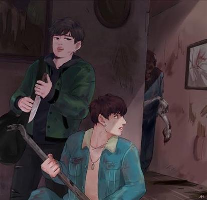"Fanfic / Fanfiction Imagine Kim SeokJin(BTS)- Apocalipse zumbi - Capítulo 2 - ""Procurando Sobreviventes"""