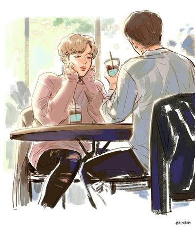 Fanfic / Fanfiction Like a Fanfic (Jikook) - Capítulo 1 - A Beautiful day Part 1 - Episode One