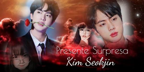 Fanfic / Fanfiction Presente Surpresa - Kim Seokjin - Capítulo 1 - Sexy Surprise!