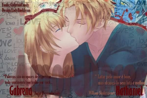Fanfic / Fanfiction Amor docê Nathaniel e Gabrena - Capítulo 31 - Alexy e Violette