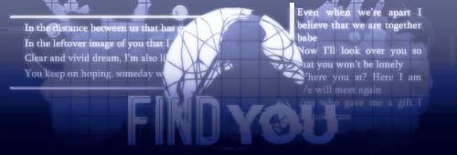 Fanfic / Fanfiction Find You - Capítulo 1 - Capítulo Único - Vou Encontrá-los