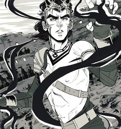 Fanfic / Fanfiction Gladiator - Thorki. - Capítulo 1 - Capítulo Único